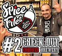 Chilli Hills Spice Files – File #2 Интервю с Cohones Brewery
